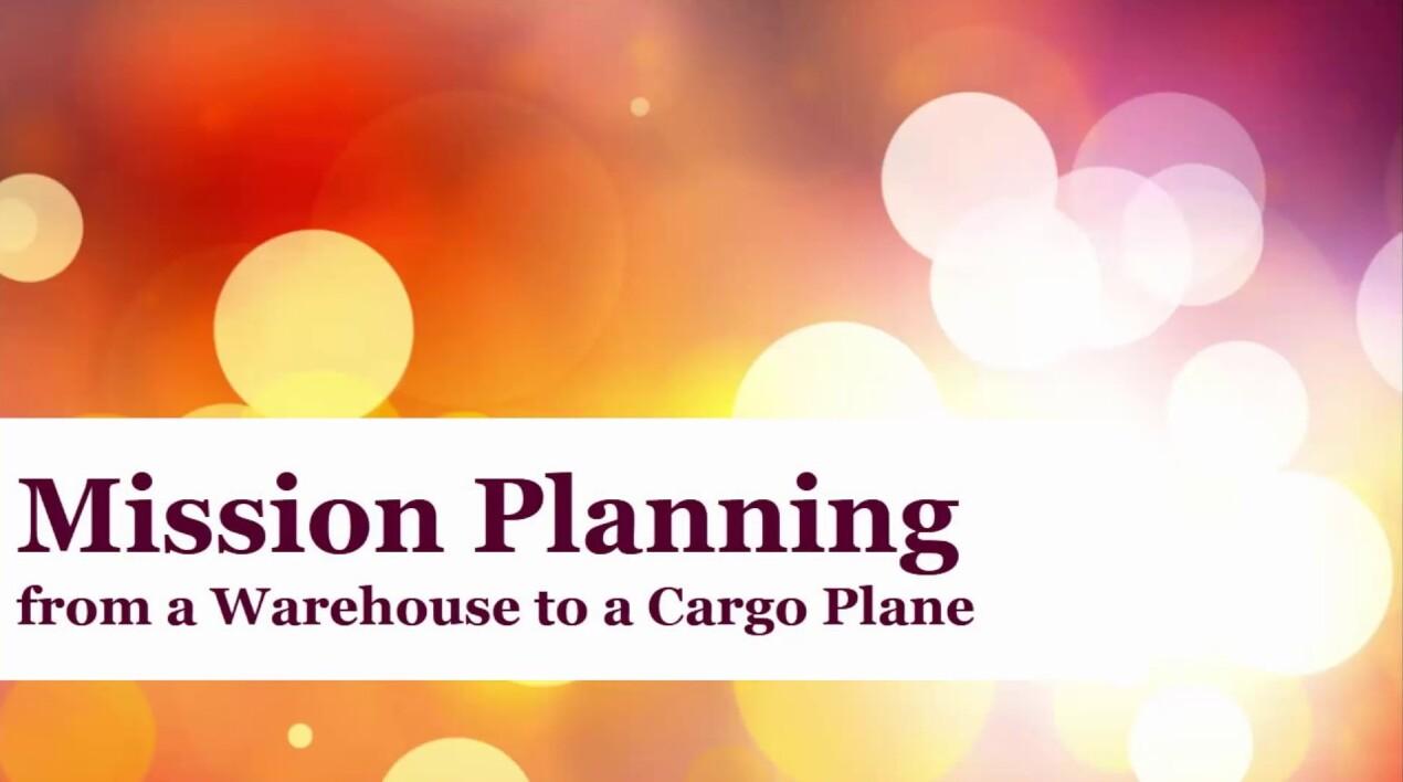 항공화물 물류창고에서 카고비행기 탑재까지 공정 최적화를 위한 A.I.Planning